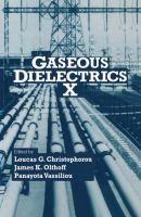 Cover image for Gaseous dielectrics x
