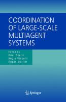 Cover image for Coordination of large-scale multiagent systems