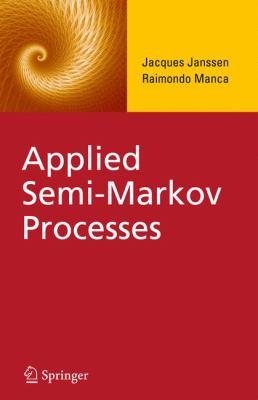 Cover image for Applied semi-Markov processes