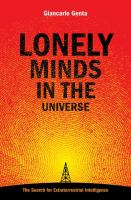Cover image for Lonely minds in the universe : the search for extraterrestrial intelligence