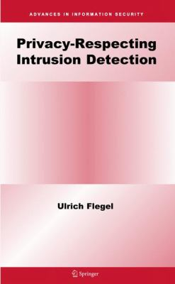 Cover image for Privacy-respecting intrusion detection