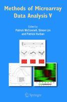 Cover image for Methods of microarray data analysis data analysis V