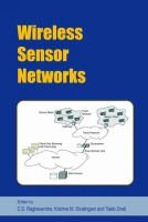Cover image for Wireless sensor networks