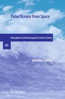Cover image for Polar oceans from space