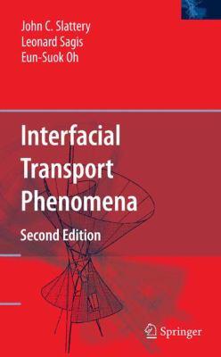 Cover image for Interfacial transport phenomena