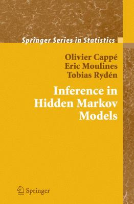 Cover image for Inference in hidden Markov models