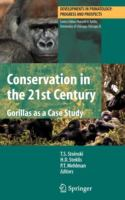 Cover image for Conservation in the 21st century : gorillas as a case study
