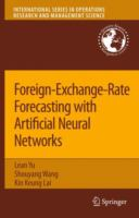 Cover image for Foreign-exchange-rate forecasting with artificial neural networks