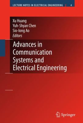 Cover image for Advances in communication systems and electrical engineering