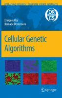 Cover image for Cellular genetic algorithms