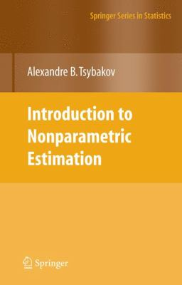 Cover image for Introduction to nonparametric estimation