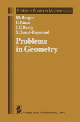 Cover image for Problems in geometry