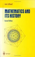 Cover image for Mathematics and its history