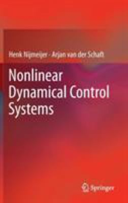 Cover image for Nonlinear dynamical control systems