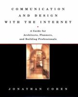 Cover image for Communication and design with the internet