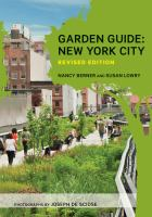 Cover image for Garden guide : New York City