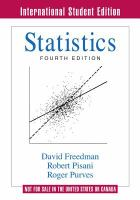 Cover image for Statistics