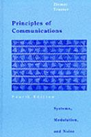 Cover image for Principles of communications : systems, modulation and noise