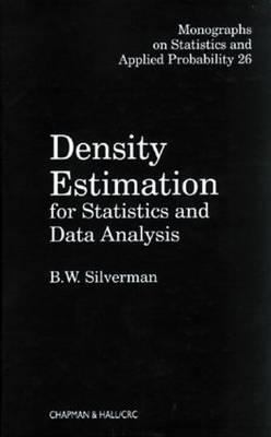 Cover image for Density estimation for statistics and data analysis