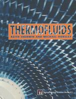 Cover image for Thermofluids