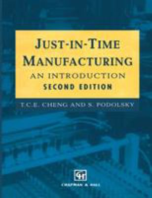 Cover image for Just-in-time manufacturing : an introduction
