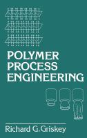 Cover image for Polymer process engineering