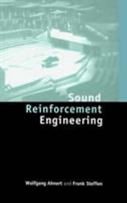 Cover image for Sound reinforcement engineering : fundamentals and practice