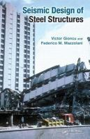 Cover image for Seismic design of steel structures