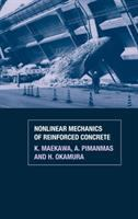 Cover image for Nonlinear mechanics of reinforced concrete