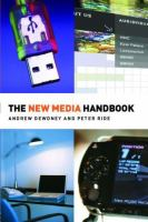 Cover image for The new media handbook