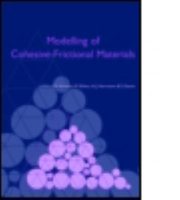 Cover image for Modelling of cohesive-frictional materials