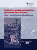Cover image for Maritime transportation and exploitation of oceans and coastal resources : proceedings of the 12th International Congress of the International Maritime Association of  the Mediterranean (IMAM 2005), Lisboa, Portugal, 26-30 September 2005