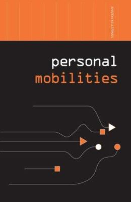 Cover image for Personal mobilities