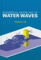 Cover image for Numerical modelling of water waves