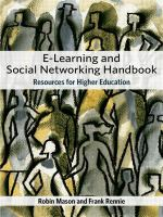 Cover image for E-learning and social networking handbook : resources for higher education