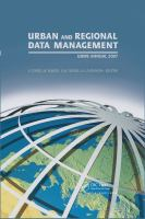 Cover image for Urban and regional data management : UDMS annual 2007