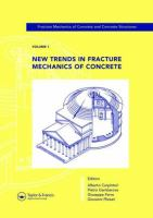 Cover image for Fracture mechanics of concrete and concrete structures : proceedings of the 6th International Conference on Fractural Mechanics of Concrete and Concrete Structures, Catania, Italy, 17-22 June 2007