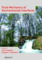 Cover image for Fluid mechanics of environmental interfaces