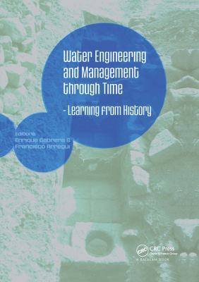 Cover image for Water engineering and management through time : learning from history