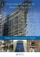 Cover image for Concrete buildings in seismic regions