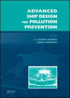 Cover image for Advanced ship design for pollution prevention : International Workshop Advanced Ship Design for Pollution Prevention 23 and 24 November 2009 Split, Croatia