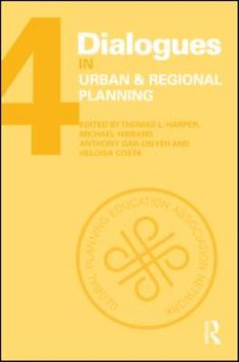 Cover image for Dialogues in urban and regional planning. 4