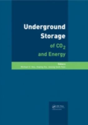 Cover image for Underground storage of CO2 and energy