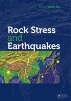 Cover image for Rock stress and earthquakes : proceedings of the Fifth International Symposium on In-situ Rock Stress , Beijing, China, 25-27 August 1020
