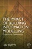 Cover image for The impact of building information modelling : transforming construction