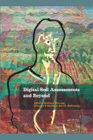 Cover image for Digital soil assessments and beyond : proceedings of the 5th Global Workshop on Digital Soil Mapping, Sydney, Australia, 10-13 April 2012