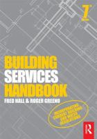 Cover image for Building services handbook