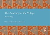 Cover image for Anatomy of a village