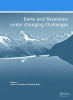 Cover image for Dams and reservoirs under changing challenges : proceedings of the International Symposium on Dams and Reservoirs under Changing Challenges - 79 Annual Meeting of ICOLD, SWISS Committee on Dams, Lucerne, Switzerland 1 June, 2011