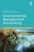Cover image for Environmental management accounting : case studies in South-East Asian companies